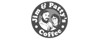 jim and pattys coffee logo